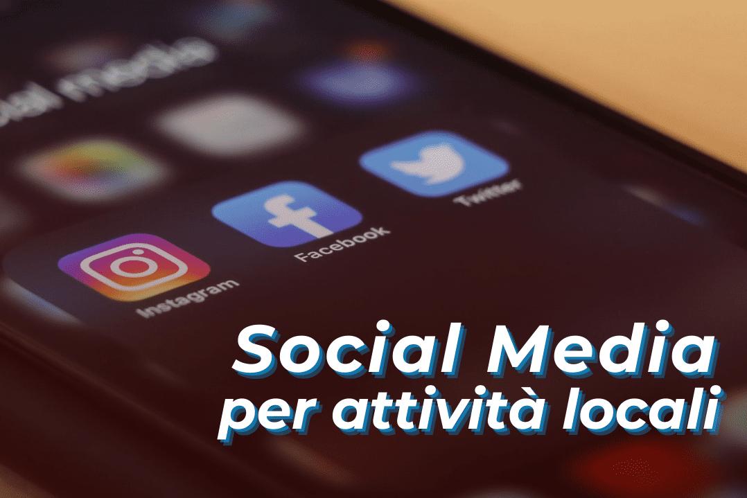 Social Media per attività locali